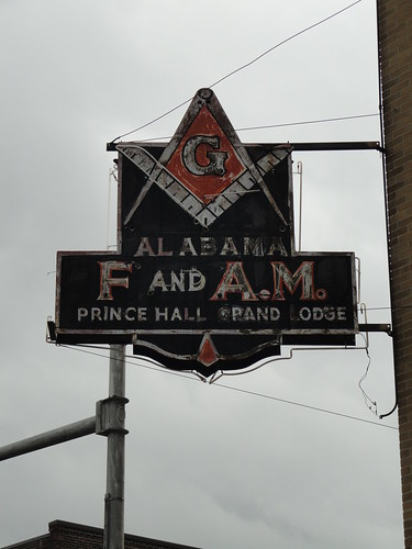 Prince Hall Grand Lodge, Birmingham AL