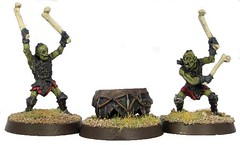 Moria Goblin Drum (LotR Collector) Tags: miniature painted gaming lotr goblin figure lordoftherings gw wargame tolkien tabletop sbg middleearth moria gamesworkshop wargaming legions warofthering wotr strategybattlegame themistymountains thehiobbit