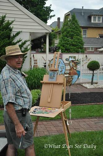 Glen-painting