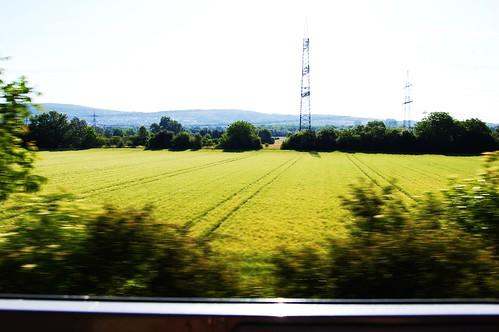 Fields of Baden-Württemberg