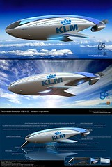 Concept Art for the WB-1010 (lazzo51) Tags: science airship klm conceptart blimps zeppelins wb1010 reindyallendra