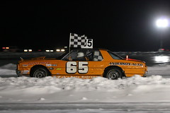 2.11.17 M&M Ice Breakers - RWDNS winner 65 Travis Reidel (royal_broil) Tags: travisreidel iceracing mmicebreakers checkeredflag