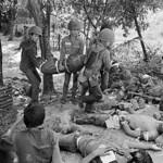 Vietnam War 1972 - Photo by A. Abbas - Route 13, North of Saigon thumbnail