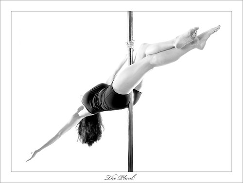 The Plank - Pole Dancing Move