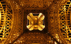 Paris - Underneath the Eiffel Tower