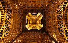 Paris - Underneath the Eiffel Tower
