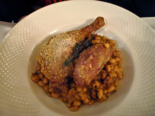 If it's Wednesday, it's cassoulet night at Libertine