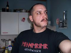 skin377 (SkinHH) Tags: leather army skin bald weapon biker shavedhead skinhead
