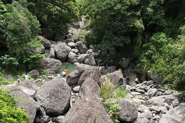 羅山瀑布028