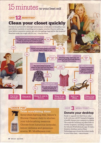 Clean Your Closet Quickly by LauraMoncur from Flickr