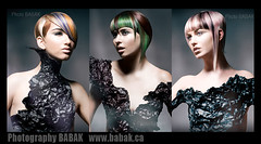 Classic Awards Naha (BABAK photography) Tags: beauty face fashion hair photography book photographer makeup collection trends babak awards naha 2009 avant garde styling facebook avantgarde babakca babaked makeupnaha