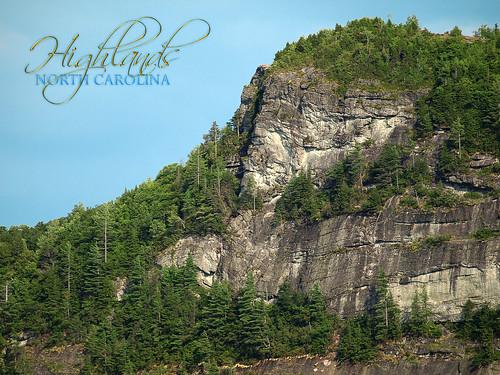 Whiteside Mountain, Highlands, North Carolina