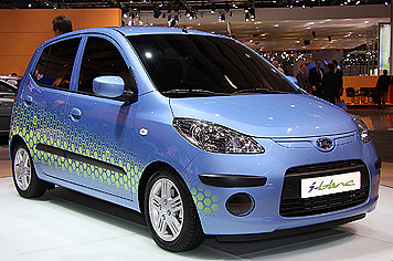 Hyundai i10 turbo