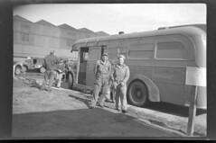 World War II Flyers (jeffs4653) Tags: uk bw wwii worldwarii 1940s foundphotos otherpeoplesphotos otherpeoplespictures armyairforce someoneelsesphoto