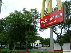 McDonald's Saint Augustine 1870 Highway 3 (USA)