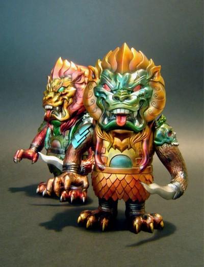 Custom Mongolions
