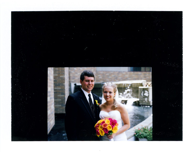 Image of Josh and Brooke Polaroids