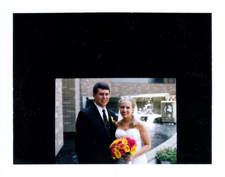 Image of Josh and Brooke Polaroids