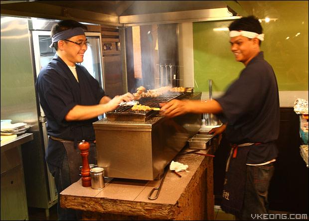 yakitori-chef