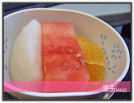 國泰航空 飛機餐09