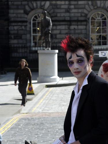Gothic Actor