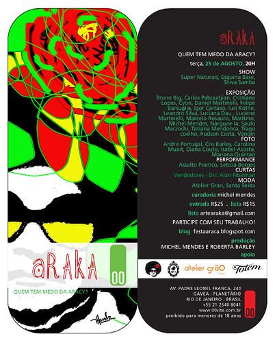 """""""Araka"""" - Rio [BR] - 08/25/09"""