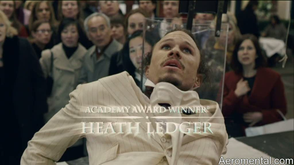 Imaginarium Heath Ledger como Tony