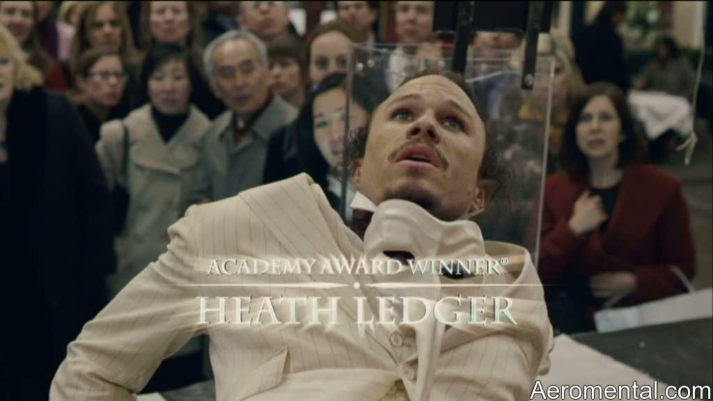 Imaginarium Heath Ledger como Tony