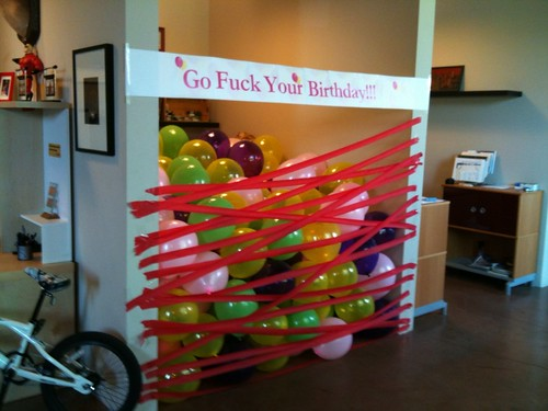 Happy Birthday Office Pranks Funny Office Birthday Pranks