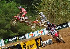 3 in 1... (Ben Tebbens; busy busy...) Tags: ama motocross buddscreek nikond40 sigma150500