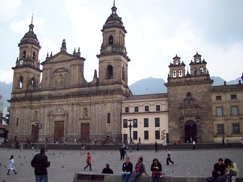 Nómadas - Bogotá, guardiana de los Andes - 30/03/14