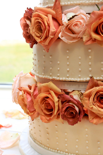 Roses (and cake)