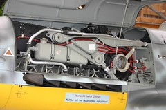 Messerschmitt BF 109 G4 Engine - DB 605 (705547) Tags: me museum benz g4 engine technik db ww2 bf warbird 109 bf109 daimler speyer 605 messerschmitt v12 technikmuseum me109 nesthkchen db605 bf109g4