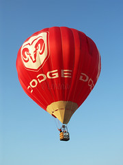 Plano Balloon Festival - Dodge