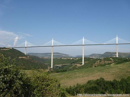 Viaducto de Millau, França