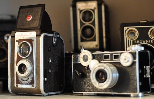Bookshelf Cameras 2