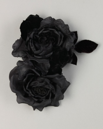 Maison Legeron rose brooch