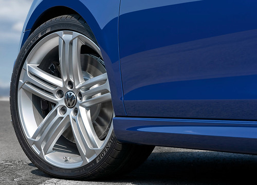 VW Golf R - Wheel