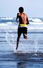 Edit: Running Through the Waves- Blue (KYin1221) Tags: ocean blue boy sea sky reflection beach water yellow swimming swim kid day waves horizon running run teen human splash edit vast karenwilliams runningthroughthewaves kyphotography kjwphotography lostinlifeagain