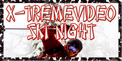 FREESKI FILMOVÁ PREMIÉRA - X-TREME VIDEO SKI NIGHT
