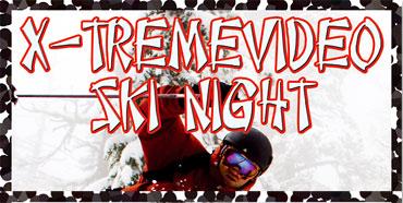 FREESKI FILMOVÁ PREMIÉRA - X-TREME VIDEO SKI NIGHT