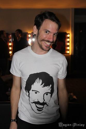 Daren's shirt