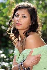 Tiziana (Didier-Lg) Tags: portrait girl beauty face retrato charm portret ritratto tiziana visage ragazza visagefminin theessenceofwoman