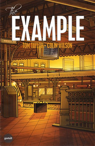 The Example - graphic novel cover