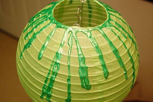 slime green lantern