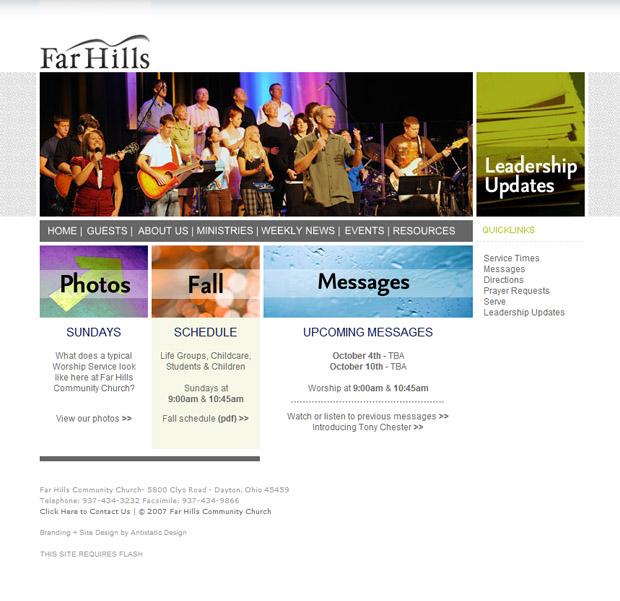 Far Hills Church