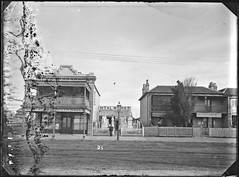 253-259 Hunter Street, Newcastle, NSW, [28 April 1891] (Cultural Collections, University of Newcastle) Tags: newcastle lock mason bank australia nsw 1891 hunterstreet hunterst bankofnsw ralphsnowball snowballcollection ralphsnowballcollection asgn0771b36 gplock newcastleregionnswhistorypictorialworks photographynewsouthwalesnewcastle