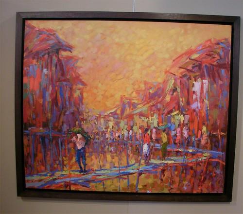 Belen con Puentes - Cliver Flores Lanza