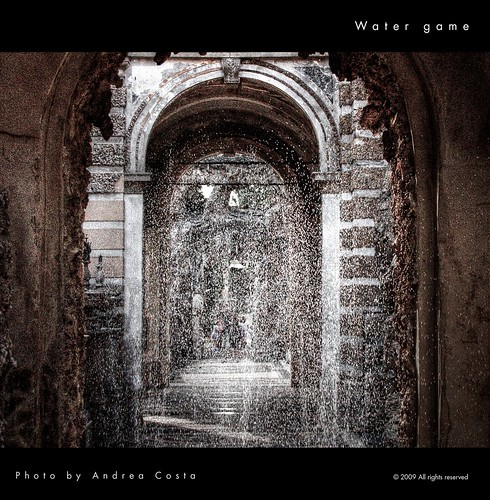 Watergame - Villa Litta