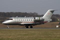 OE-INY - Vistajet - Canadair CL-600-2B16 Challenger 604 - Luton - 090316 - Steven Gray - IMG_1486